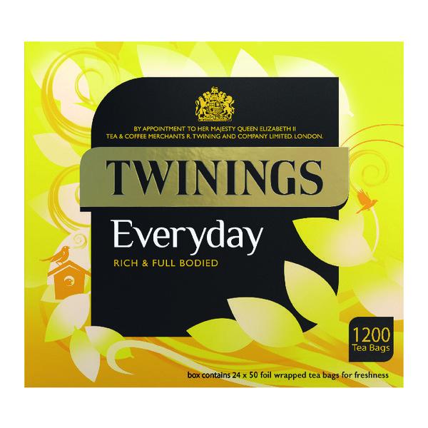Twinings Everyday Tea Bag PkF13681