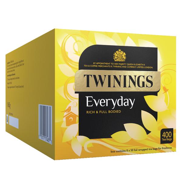 Twinings Everday Tea Bags Pk400 F13683