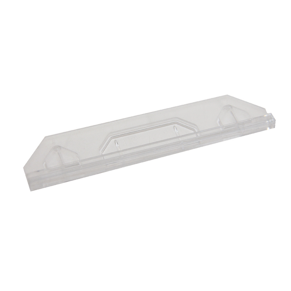 Rexel Crystalfile Lateral 330 Clear Plastic Tabs Pack of 25 70675