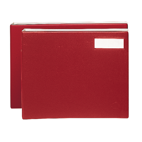 Rexel Variform V8 Multi-Ring Binder Maroon 75155