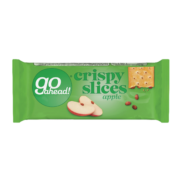 Go Ahead Apple and Sultana Slices (Pack of 24) 28370