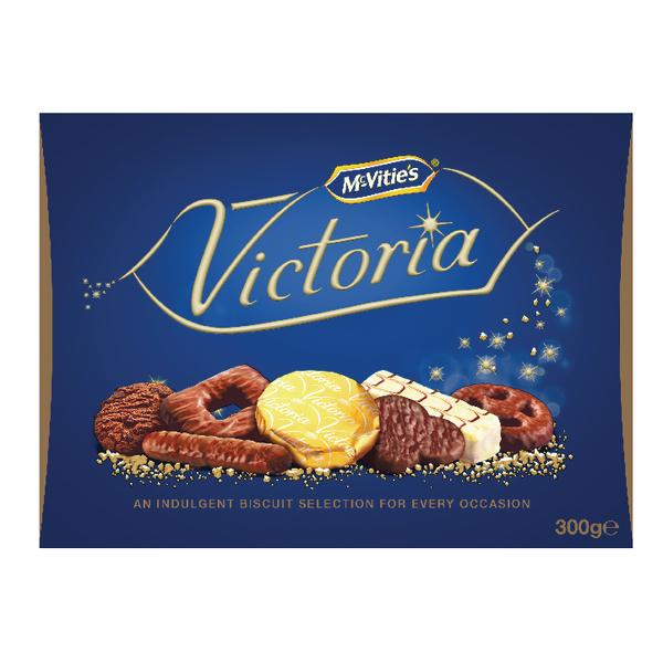 McVities Victoria Carton 300g 28780