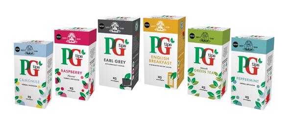 PG Tips Variety (Pack of Envelope Tea Bags (Pack of 150) 29485801