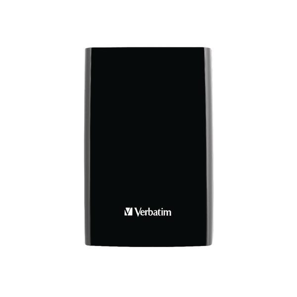 Verbatim Store n Go USB 3.0 Portable 1TB Black Hard Disk Drive 53023