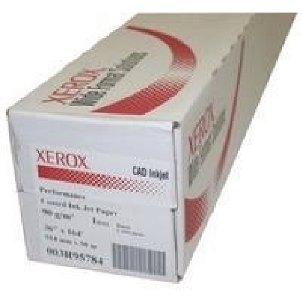 Xerox White Premium Coated Inkjet Paper Roll 914mm XR3R06709