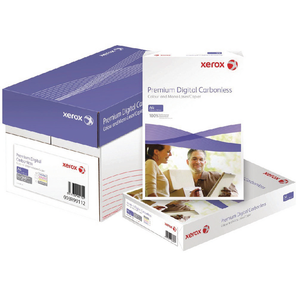 Xerox Premium Digital Carbonless A4 Paper 3-Ply Ream White/Yellow/Pink 003R99108 (Pack of 500)