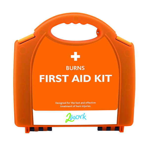 Equipment 2Work Burns First Aid Kit Small X6090