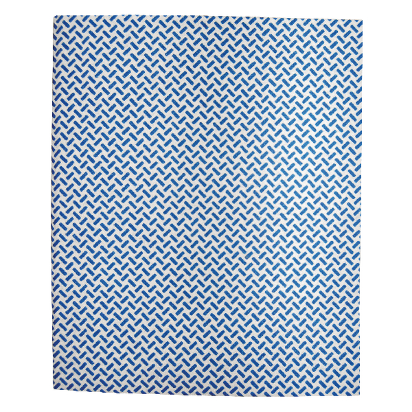 2Work Med Weight Cloth 380x400mm Blue (5 Pack) CCGM4005I
