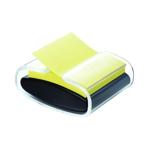 Unspecified Post-It Pro Z-Note Dispenser Black PRO-B-1SSCY-R330