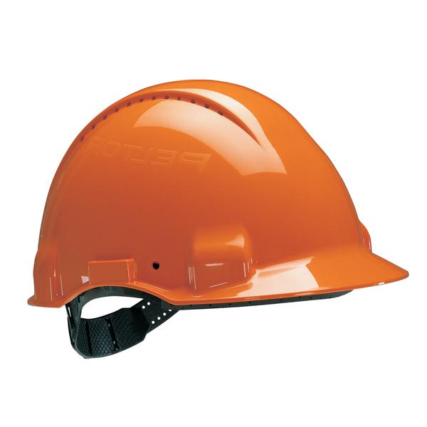 3M Peltor Orange G3000 Safety Helmet G30COR