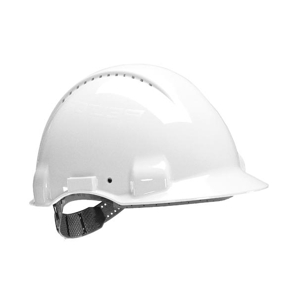 Helmets 3M Peltor White G3000 Safety Helmet G30CVI