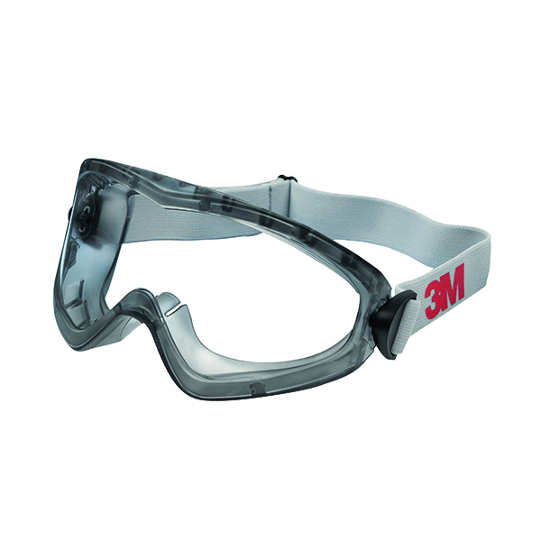 Goggles 3M Clear 2890S Safety Goggles DE272934055