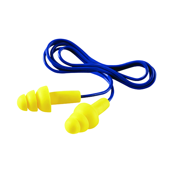 Ear Plugs 3M Ultrafit E-A-R Plugs (50 Pack) UF-01-000