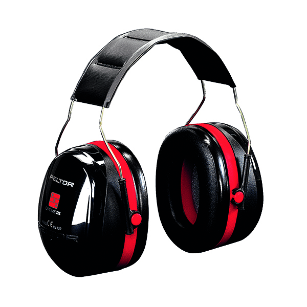 Ear Defenders 3M Optime III Headband Ear Defenders 4540A-411-SV XH001650833