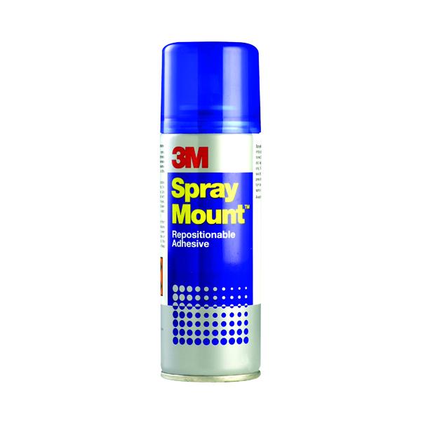 3M SprayMount Adhesive 400ml SMOUNT