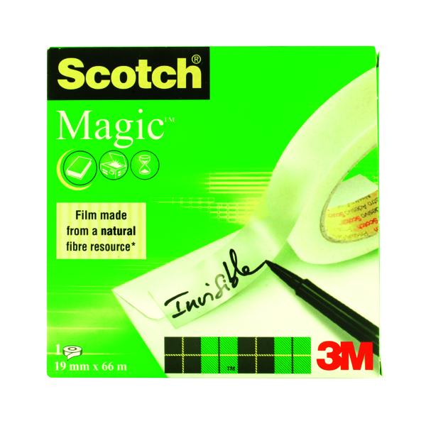 18/19mm Scotch Magic Tape 810 19mm x 66m 8101966