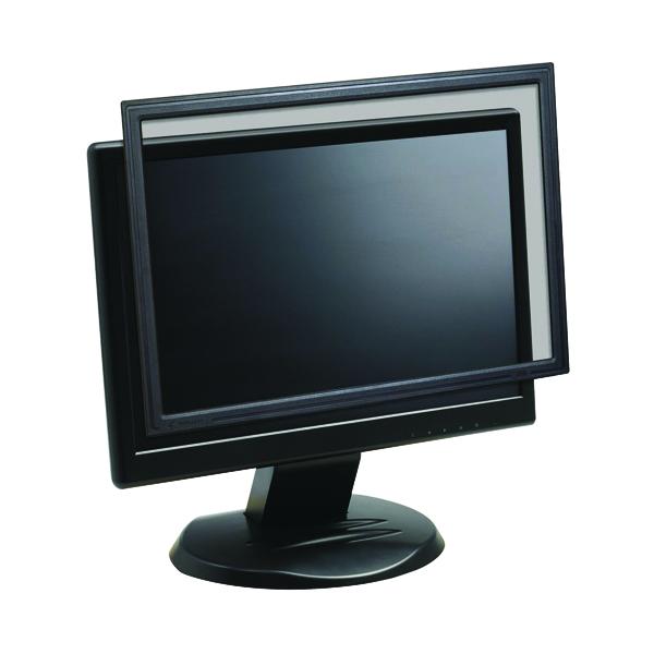 3M Framed Privacy Filter 24in Widescreen 16:10 Desktop PF324W
