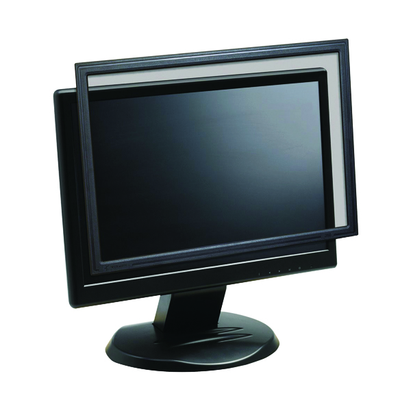 3M Framed Privacy Filter 22in Widescreen 16:10 Desktop PF322W