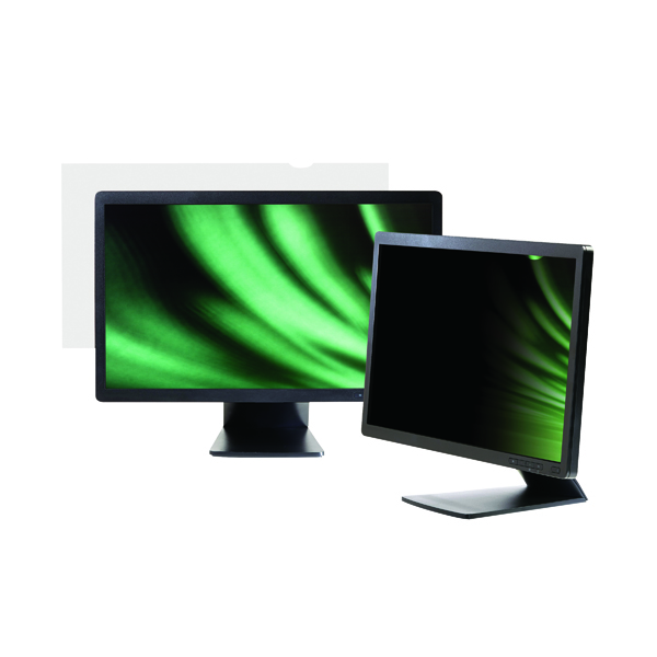 Privacy 3M Desktop Monitor Frameless 23in Widescreen Privacy Filter PF23.0W9