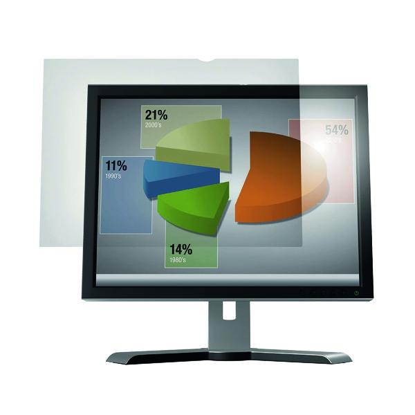 3M Frameless Anti-Glare Filter for Desktops 19in Standard 5:4 AG19.0