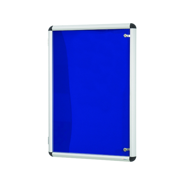 Announce Internal Display Case Lockable 900x600mm AA01830
