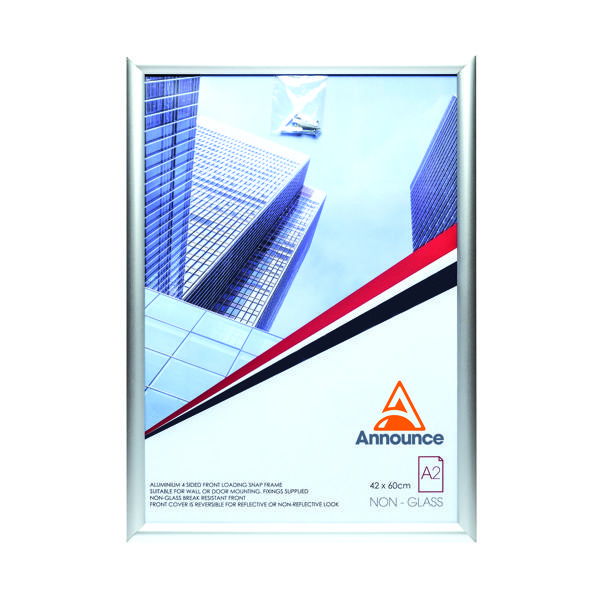 Certificate / Photo Frames Announce Snap Frame A2 AA06220