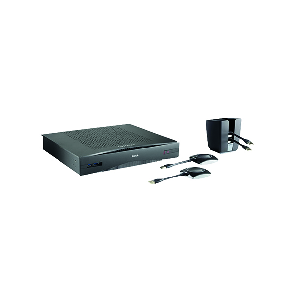 Unspecified Barco ClickShare CSE-800 Wireless Presentation System Desktop HDMI R9861580EU