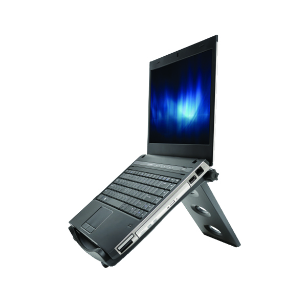 Risers Kensington SmartFit Easy Riser Laptop Stand Grey 60112