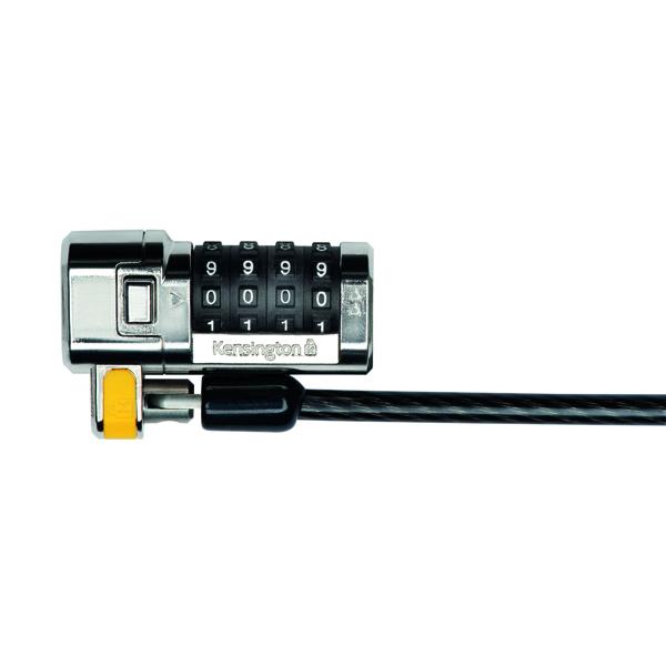 Unspecified Kensington ClickSafe Combination Laptop Lock (5 Pack) K64697EU