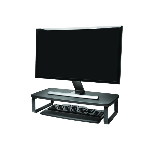 Risers Kensington SmartFit Extra Wide Monitor Stand Black K52797WW