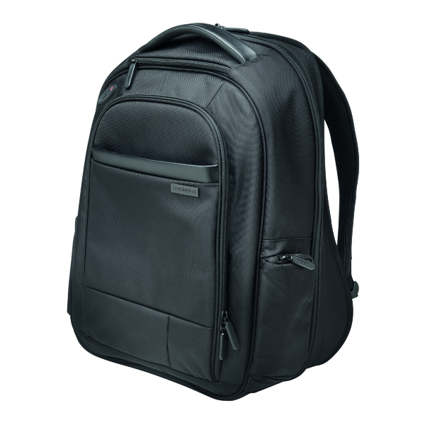 Kensington Contour 2.0 17in Pro Laptop Backpack Black K60381EU