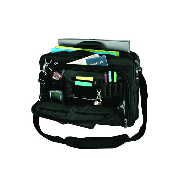Kensington 17in Contour Roller Laptop Case Black 6234+A648