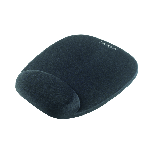 Mousemats Kensington Foam Mouse Pad Black 62384