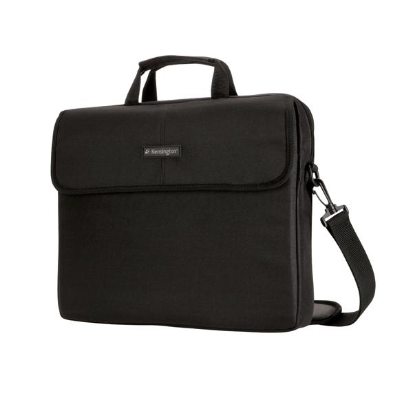 Kensington Simply Portable Classic 17 Inch Notebook Sleeve Black K62567US