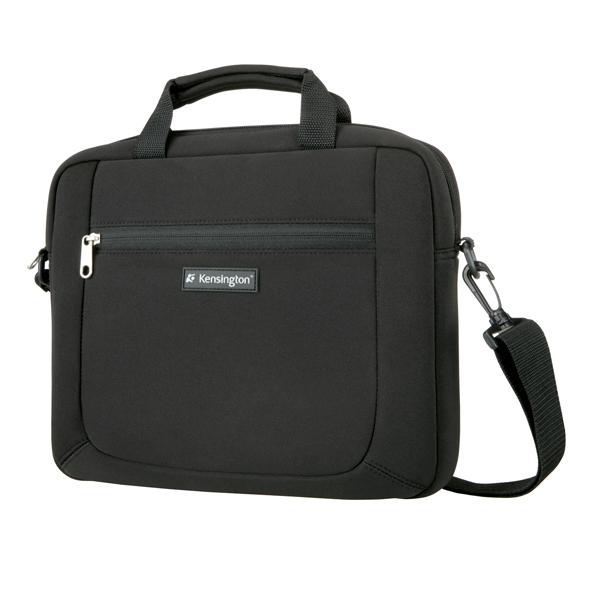 Kensington Simply Portable 12 Inch Neoprene Notebook Sleeve Black K62569US