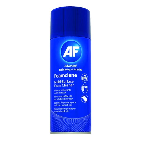 AF Foamclene Anti-Static Foam Cleaner 300ml AFCL300