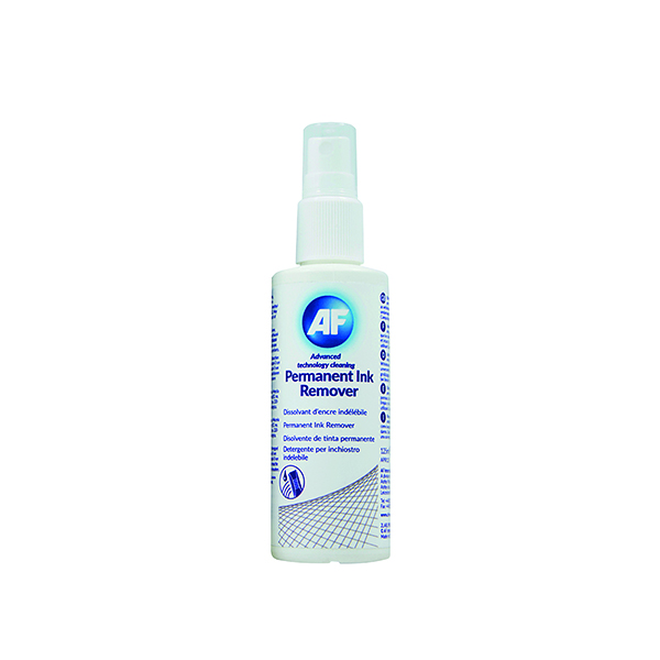 Cleaning/Erasing AF Permanent Ink Remover 125ml Pump Spray APIR125