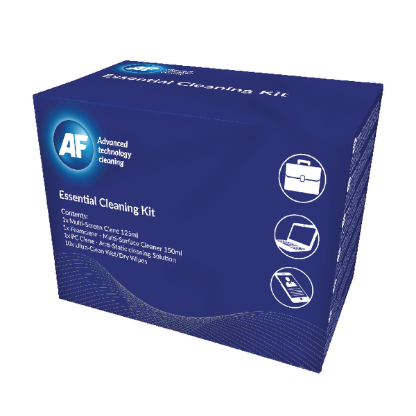 Computer/Peripherals AF Essential Cleaning Kit AECK001