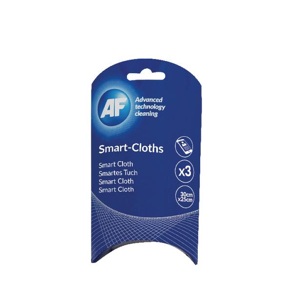 AF Large Smart Cloths (3 Pack) ASMARTCLOTH3