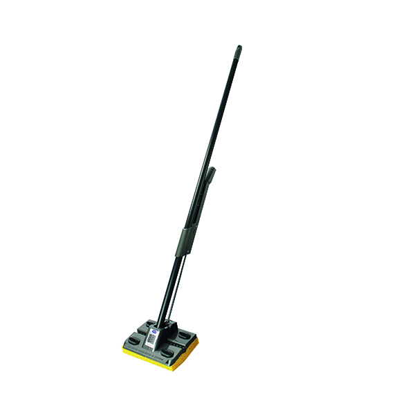 Mops & Buckets Addis Super Dry Sponge Mop Metallic/Graphite 9589CBL