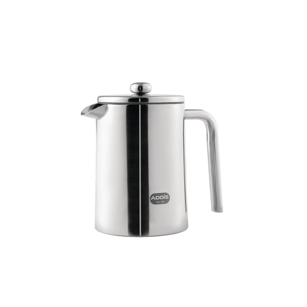 Coffee Maker Addis 1.2 Litre Stainless Steel Cafetiere 517471