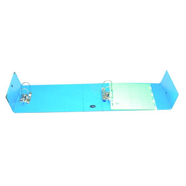 A4 Size Arianex Double Lever Arch File A4 Blue DA4BL
