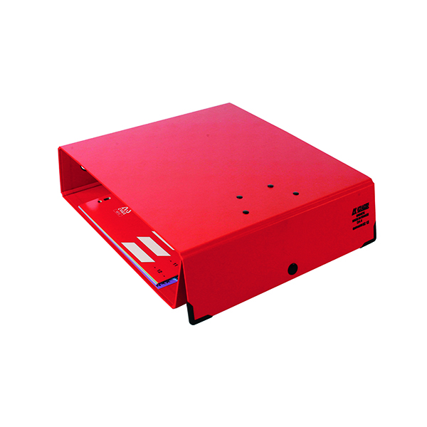 A4 Size Arianex Double Lever Arch File A4 Red DA4R