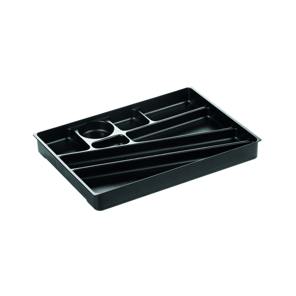 Organiser Durable Desk Drawer Organiser Black 1712004058