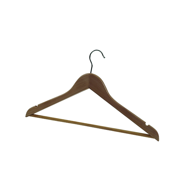 Coat Stands Alba Wooden Coat Hanger (25 Pack) PMBASICBO