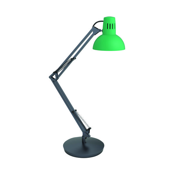 Desk / Table Lights Alba Architect LED Desk Lamp Green ARCHICOLOR V1
