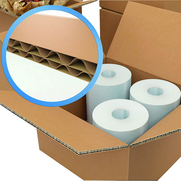 Box Double Wall Corrugated Dispatch Cartons 457x457x305mm Brown (15 Pack) 59189