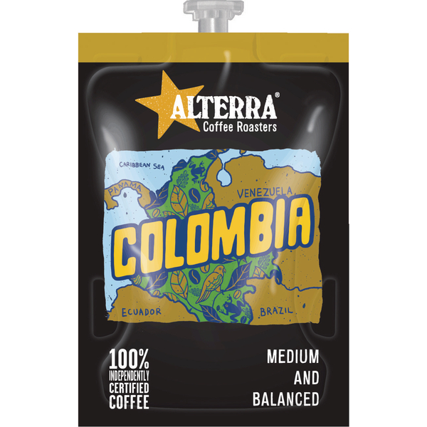Coffee Flavia Alterra Colombia Sachets (100 Pack) NWT586