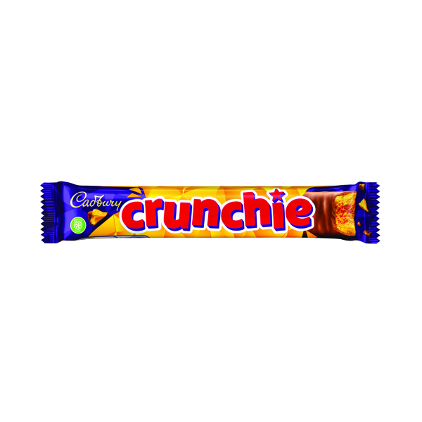Sweets/Chocolate Cadbury Crunchie 40g (48 Pack) 100140
