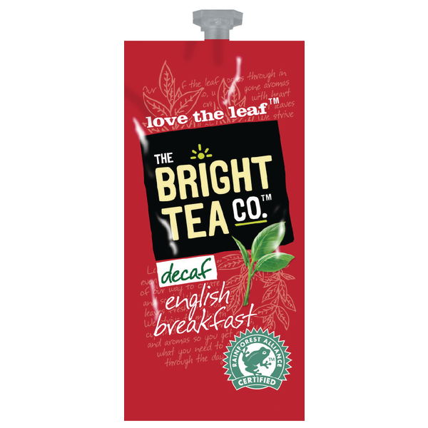 Coffee Flavia Bright Tea Co English Breakfast Sachets (140 Pack) NWT360